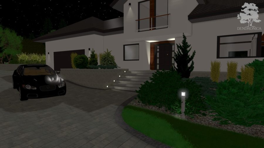 garden design and landscaping in Poland